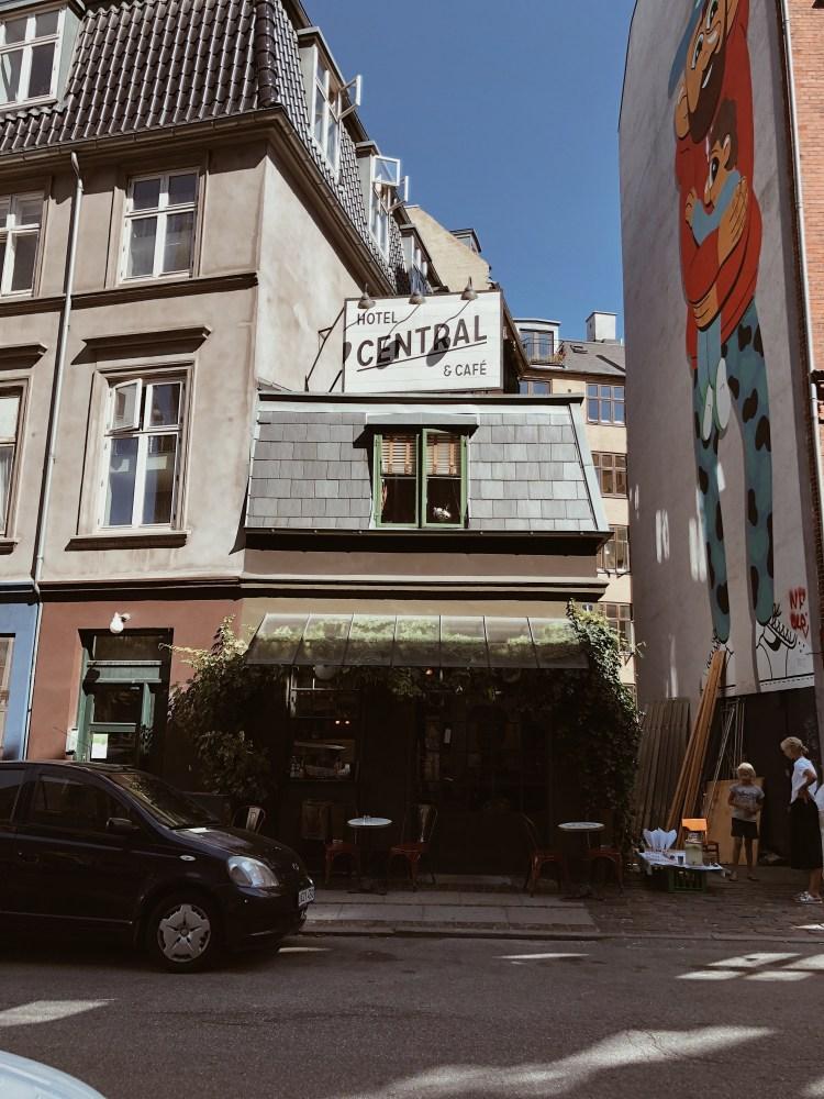 Central Hotel and Café Copenhagen