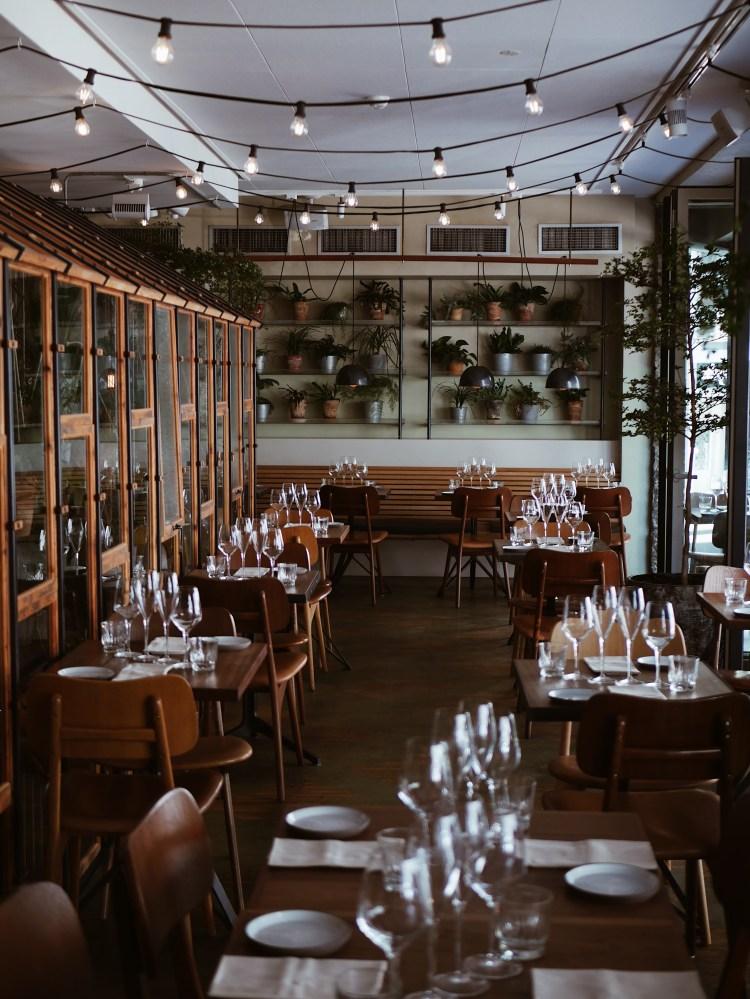 Väkst Restaurant Copenhagen