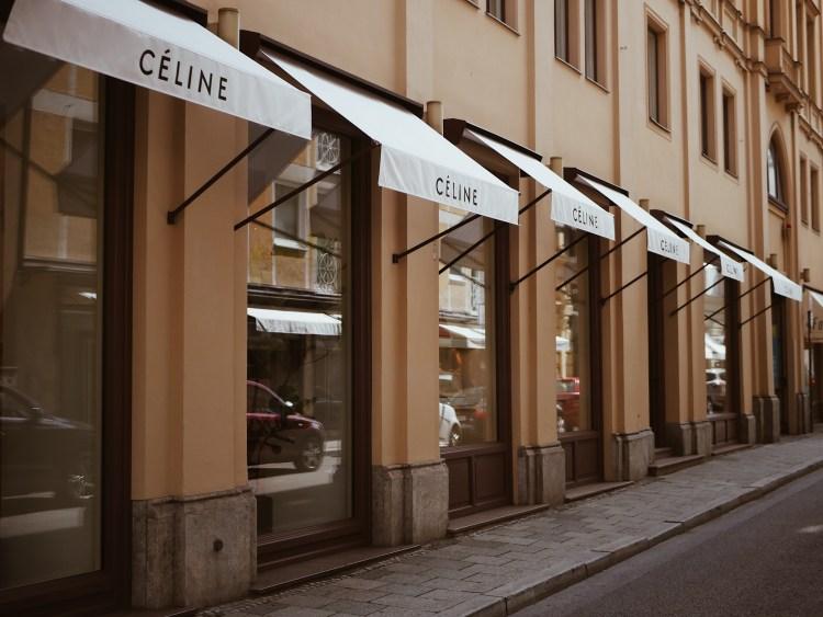 Céline Shop Fassade