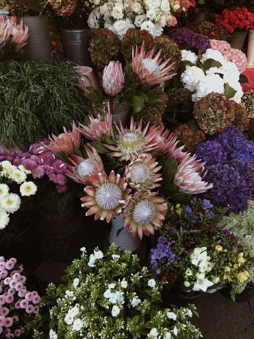 Viktualienmarkt Blumenstand
