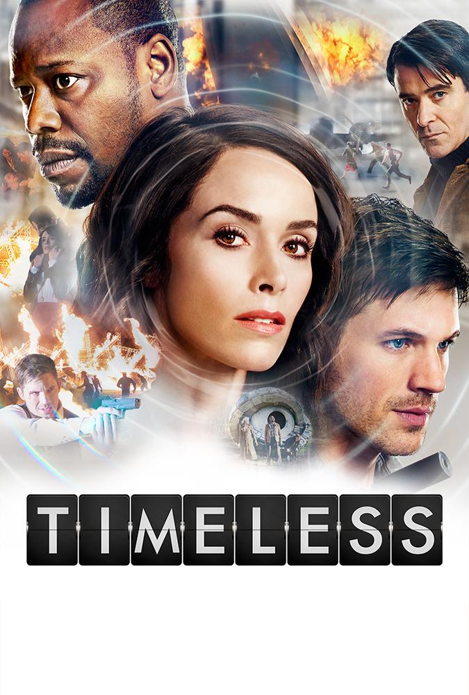 Die besten Netflix Serien Timeless