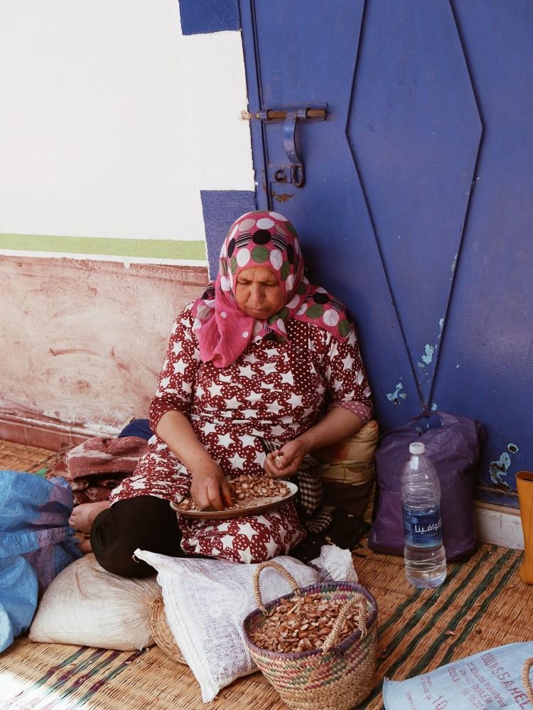 Frauenkooperative Arganöl Essaouira