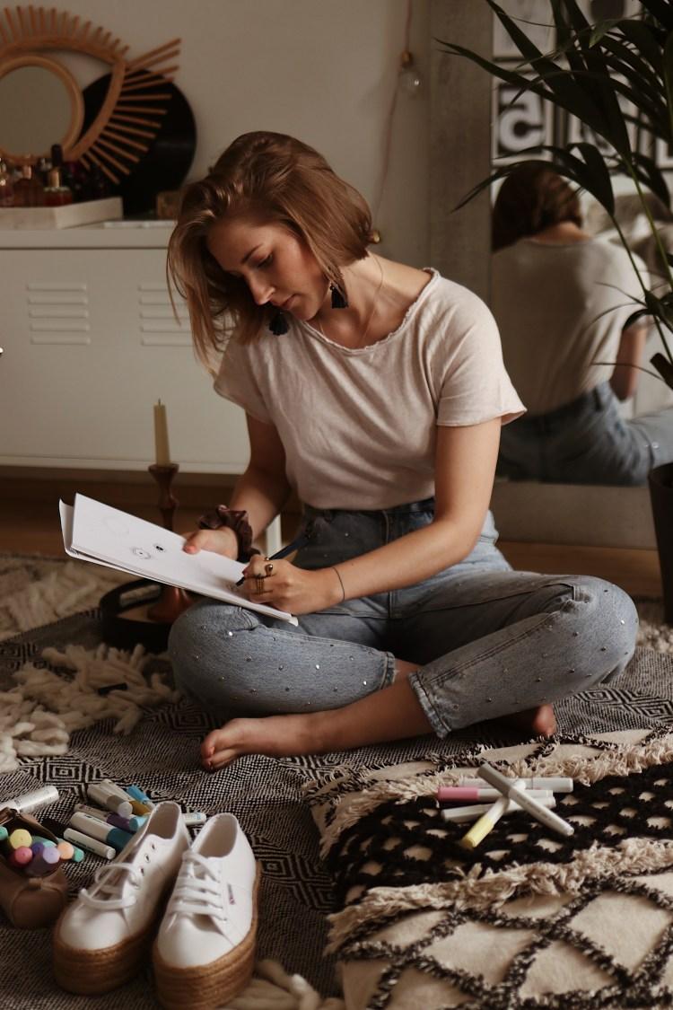 Pilot Pintor Kreativmarker DIY Schuhe