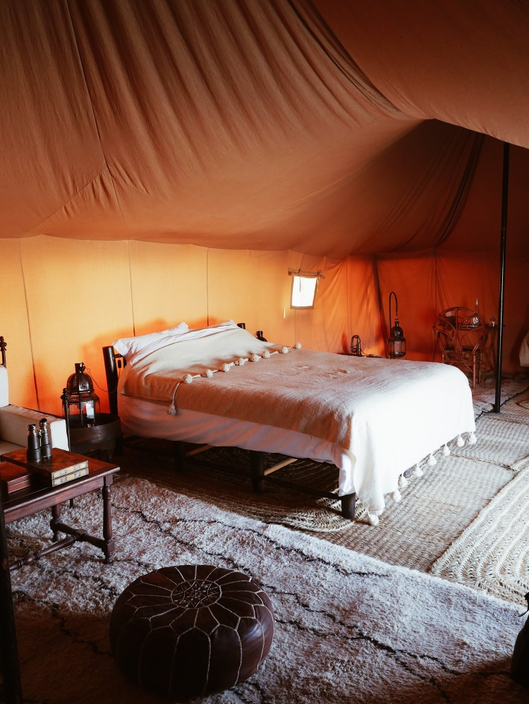 Superior Suite Tent Scarabeo Camp