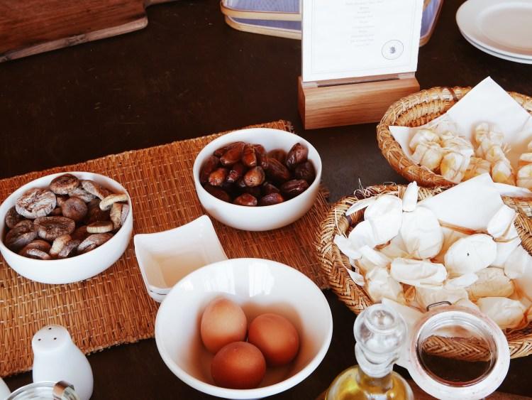 Scarabeo Camp Breakfast