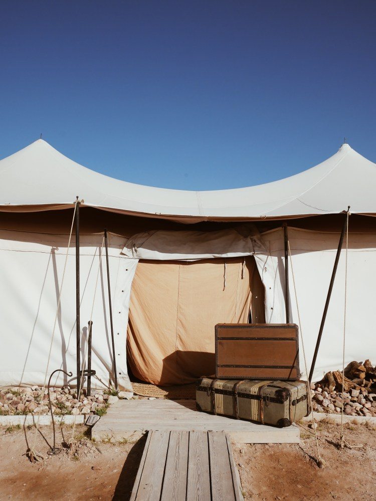 Scarabeo Camp Agafay Desert