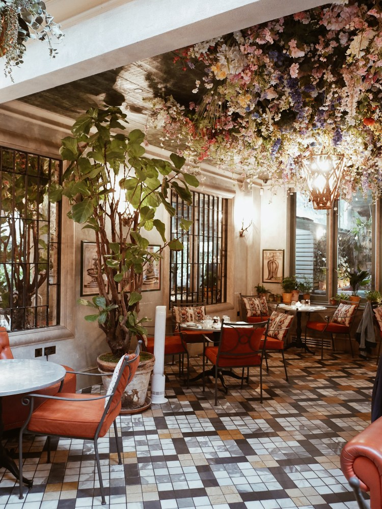 The Ivy Chelsea Restaurant
