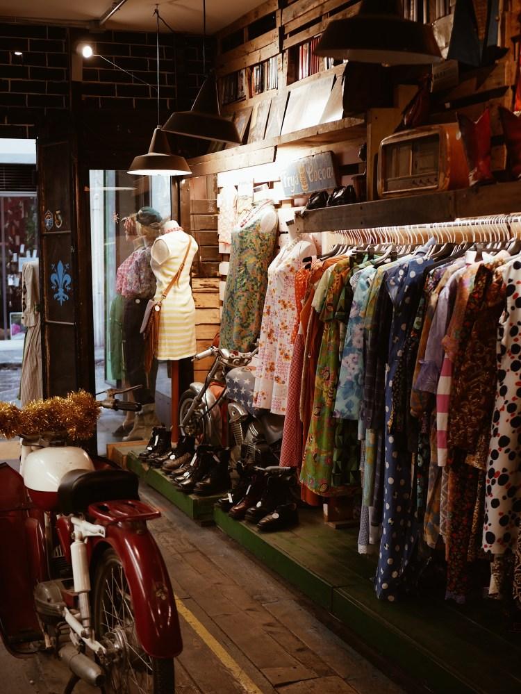 Melrose Vintage Shop Florenz