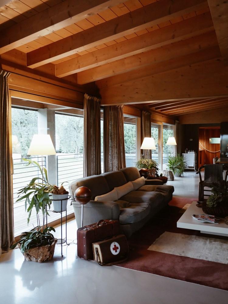 Vivere Suites and Rooms Rezeption