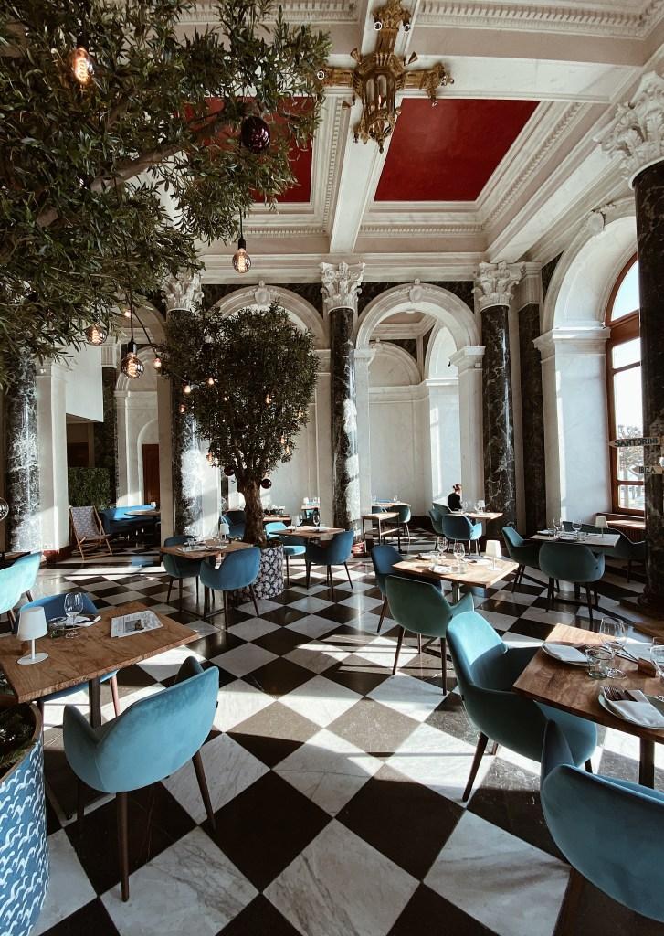 Restaurant Riviera Luzern