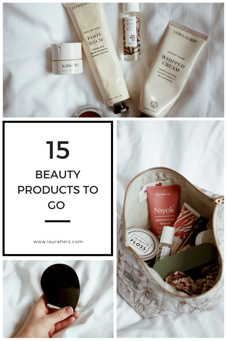 15 Beauty Products To Go