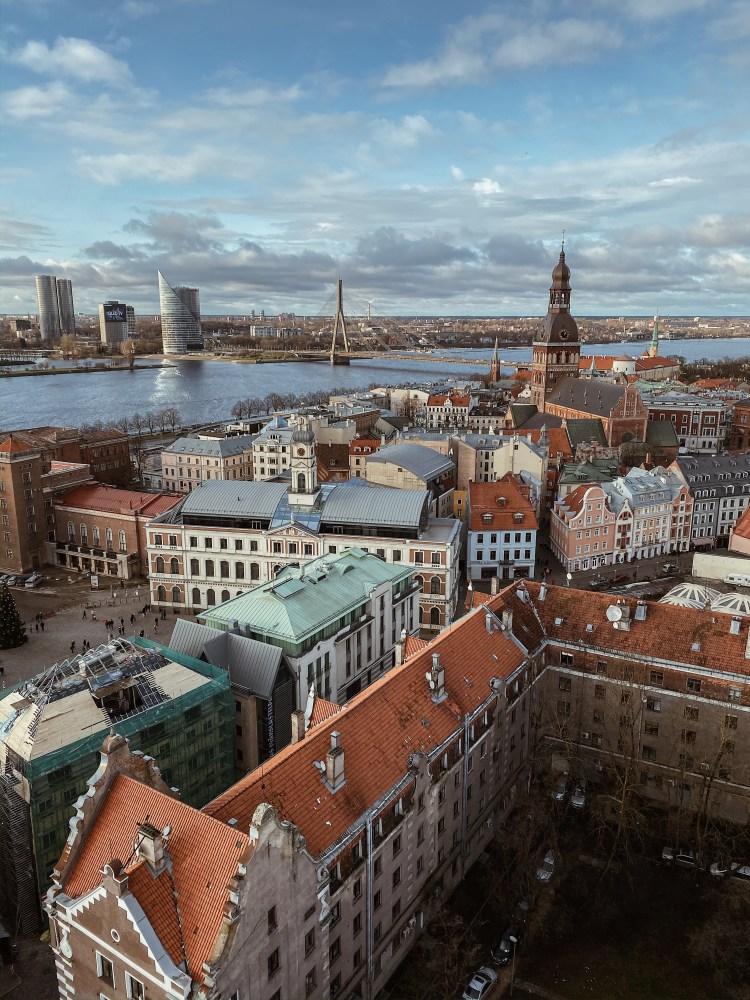 Petrikirche Riga