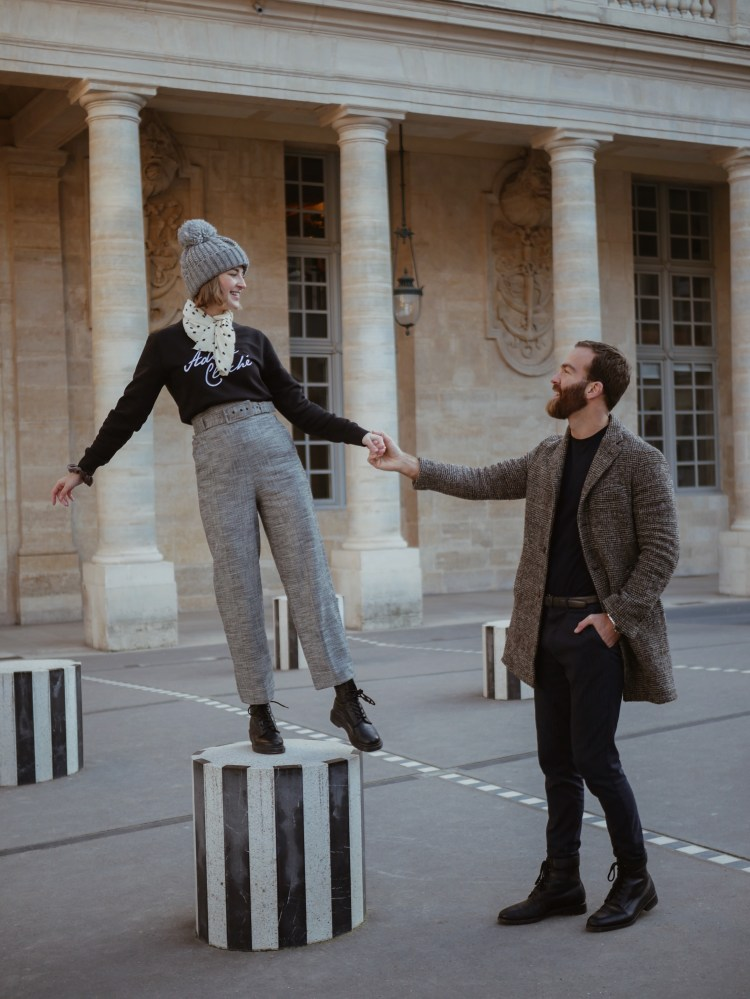 Palais Royal Couple Picture