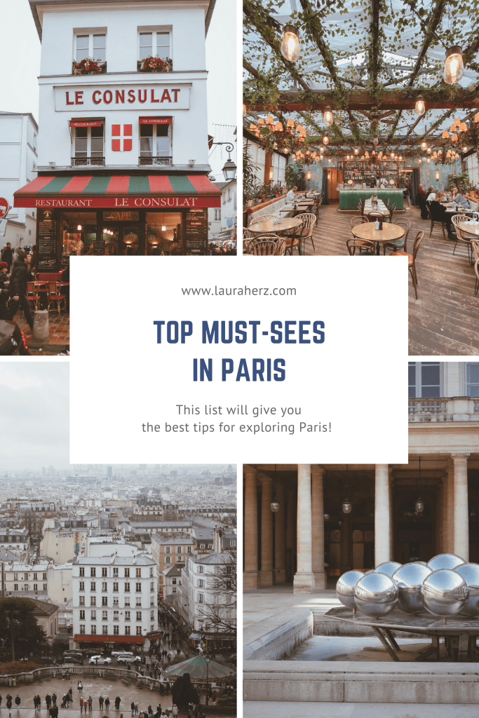 Top Must-Sees In Paris