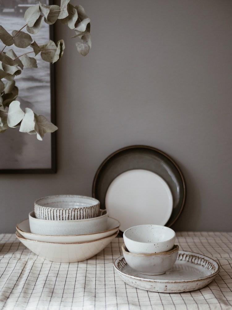 Keramikteller