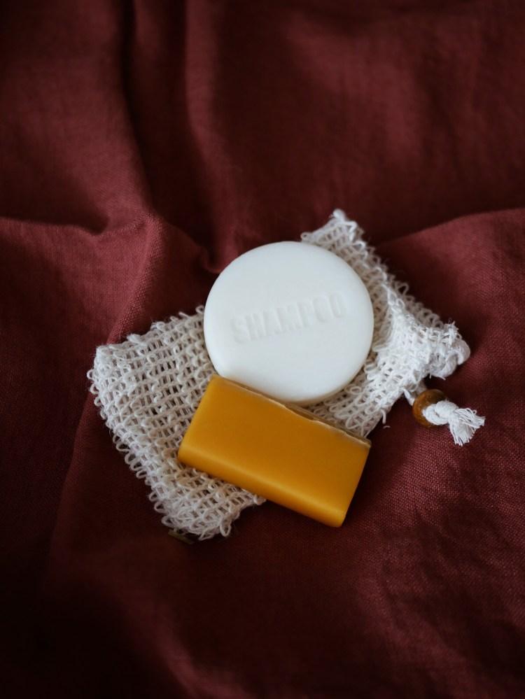 Haarseife vs. Festes Shampoo