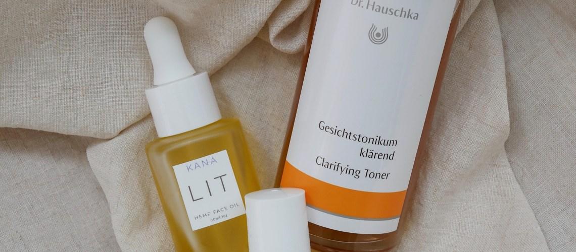 Meine Skincare Produkte gegen Pickel