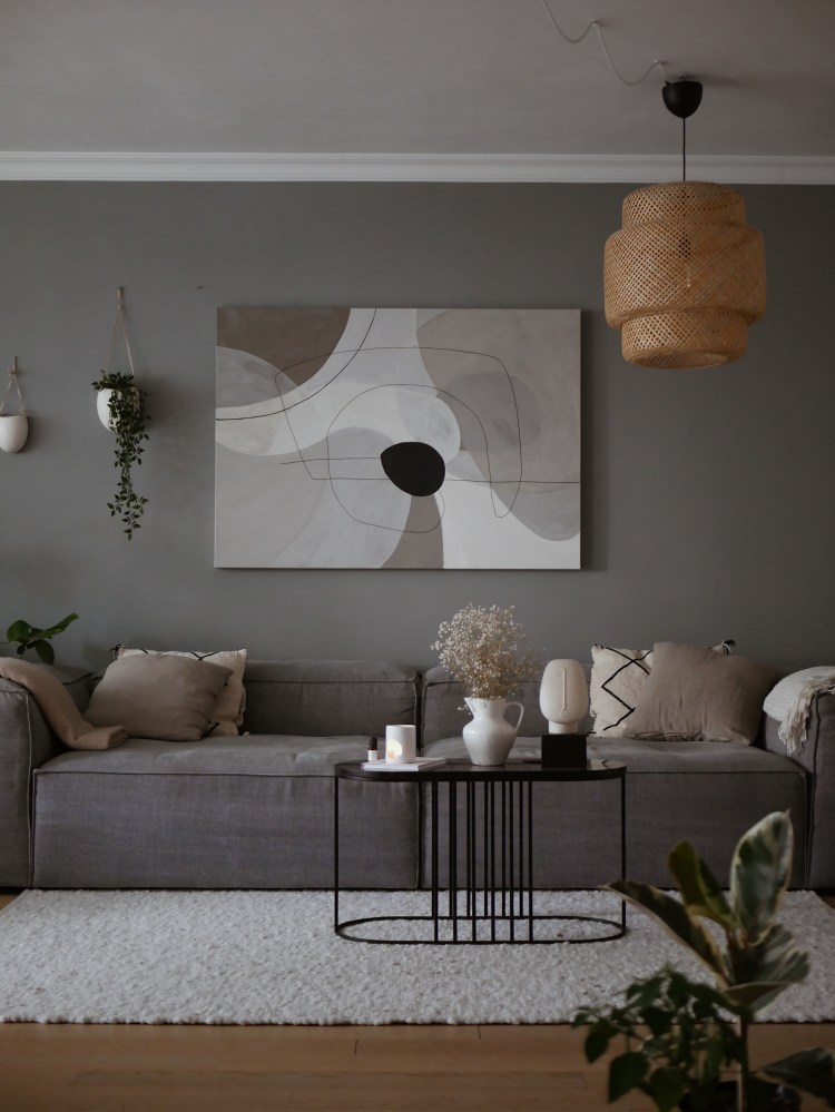 Wohnzimmer Bolia Couch