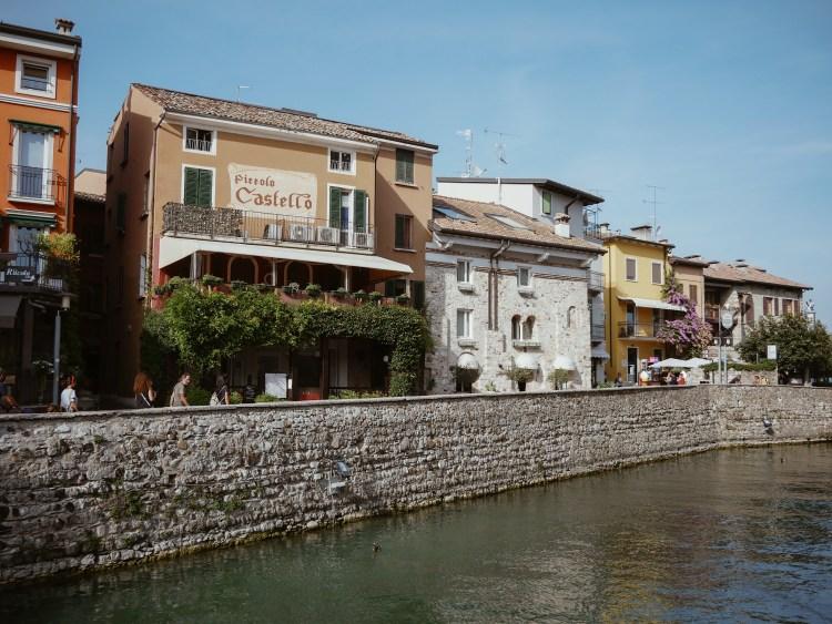 Sirmione, Gardasee, Italien