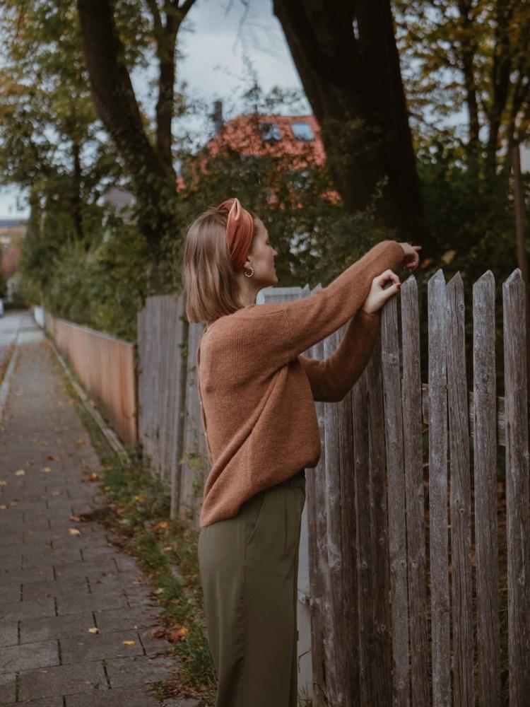 In unbekannten Vierteln spazieren gehen