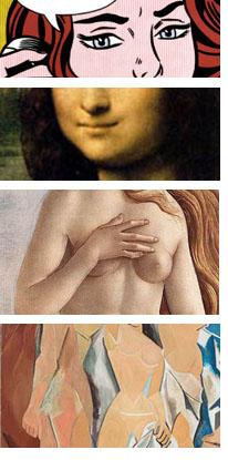 Iconic Masterpieces