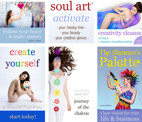 Soul Art Studio Website Renovation Sale