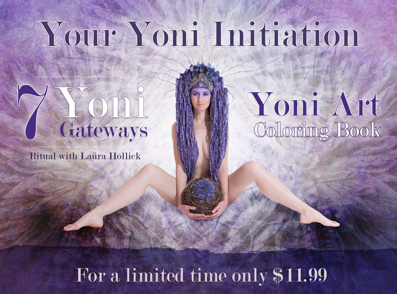 Laüra Hollick's Yoni Initiation