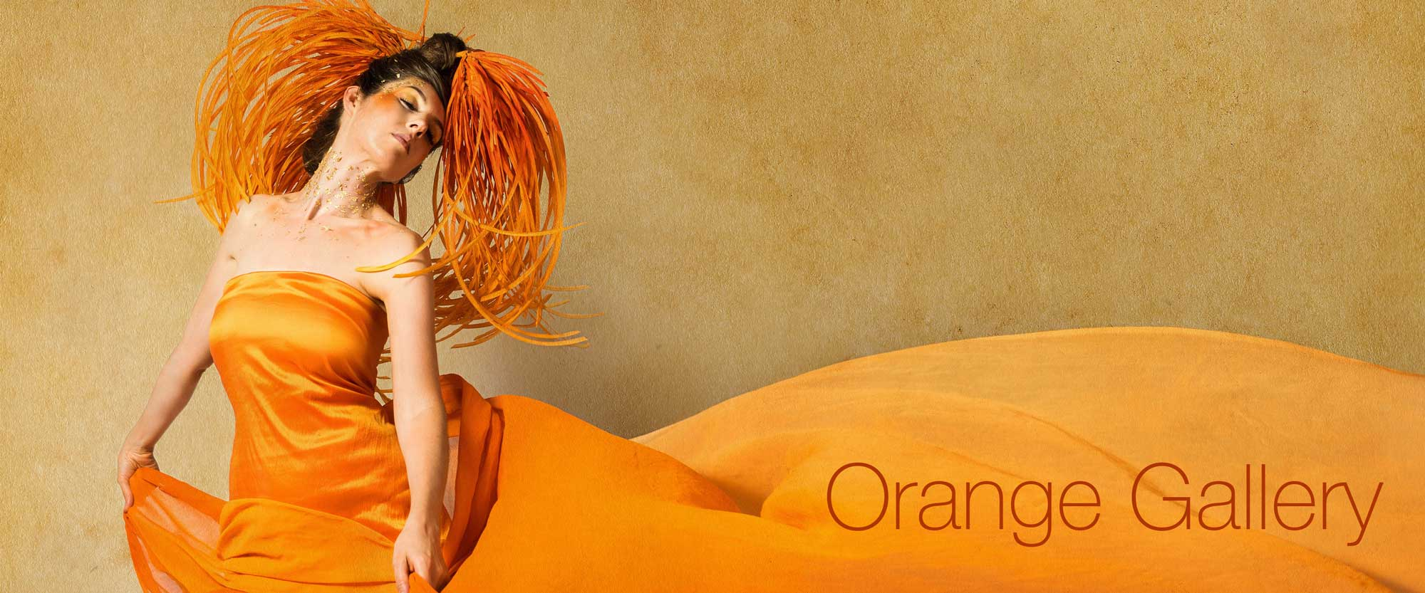 Laüra Hollick's Orange Gallery