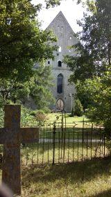 Das Kloster, welches leider geschlossen war...