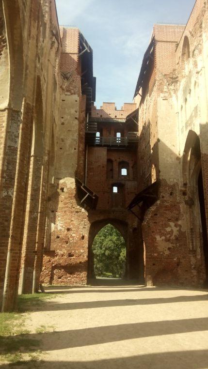 Klosterruinen in Tartu