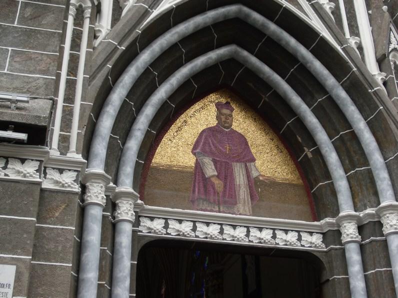 An der Kathedrale