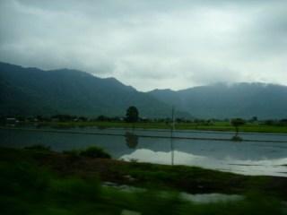 Auf dem Weg nach Cuenca