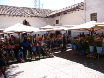 Der Blumenmarkt