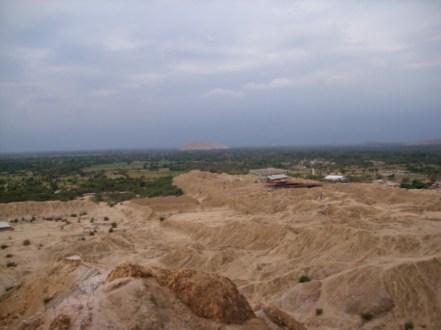 Alte Pyramiden der Túcume