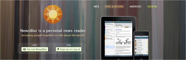 Las mejores 10 alternativas a Google Reader (4/6)