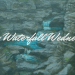 Happy Waterfall Wednesday blog cover