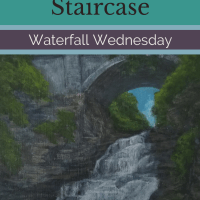 Waterfall Wednesday: Giant's Staircase