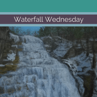 Waterfall Wednesday: Hector Falls