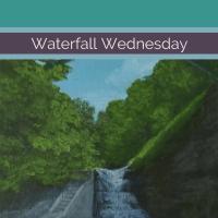 Waterfall Wednesday: Stewart Falls