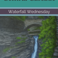 Waterfall Wednesday: Central Cascade