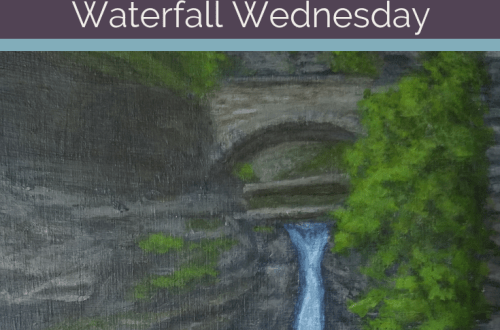 Central Cascade Waterfall Wednesday blog cover