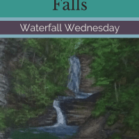 Waterfall Wednesday: Deckertown Falls