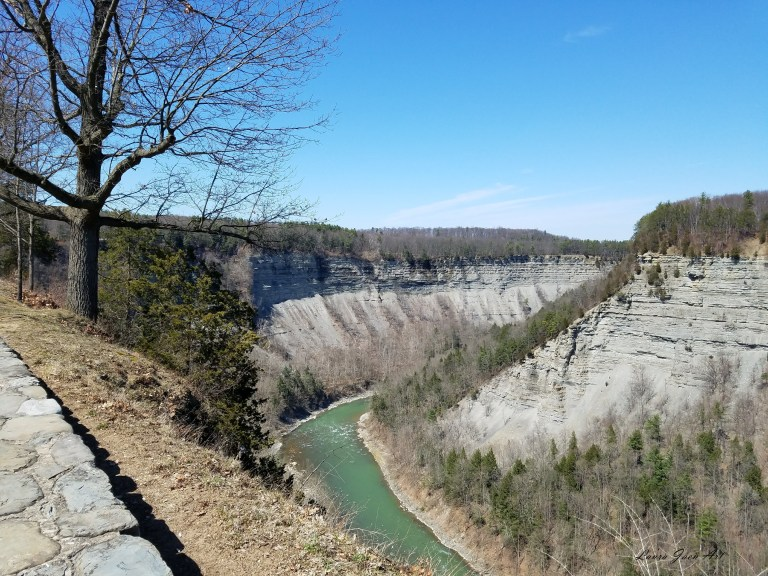 Photo of Letchworth State Park by Laura Jaen Smith
