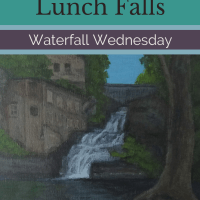 Waterfall Wednesday: Businessman's Lunch Falls