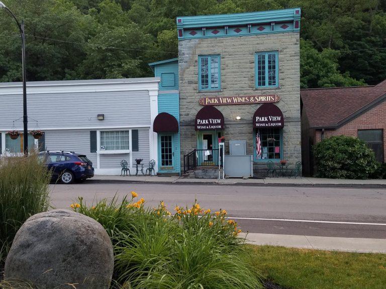 Park View Wine and Spirits in Hammondsport NY