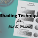 4 shading techniques for ink and pencil blog cover