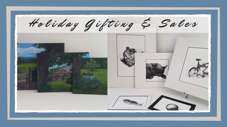 Holiday gifting and sales blog cover