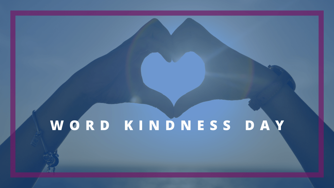 World kindness day blog cover