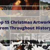 Top 15 Christmas Artworks From Throughout History