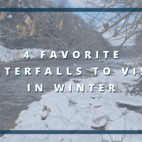 4 Favorite Waterfalls to Visit in Winter